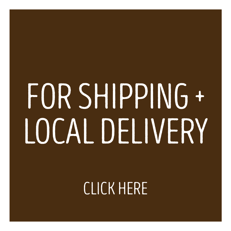 For shipping + local delivery in Brandon